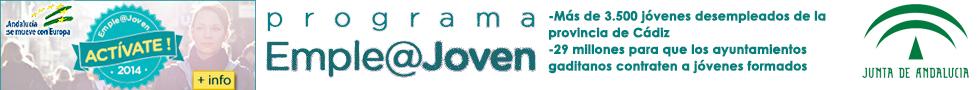Banner programa joven Junta