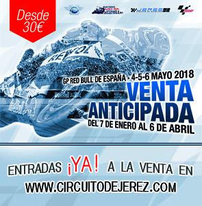 Cuadrado, Circuito GP España 2018