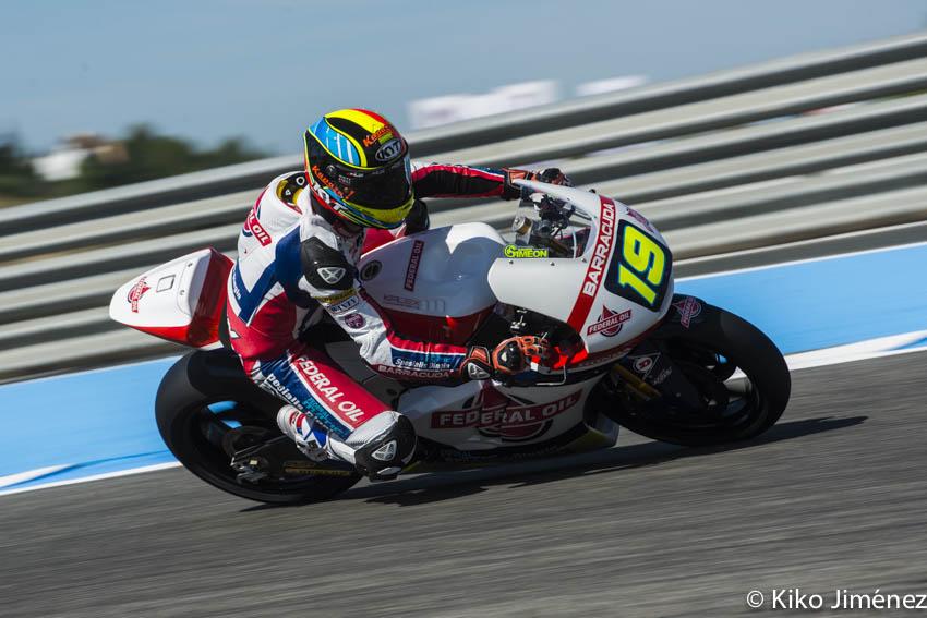 Moto2 Fre practice
