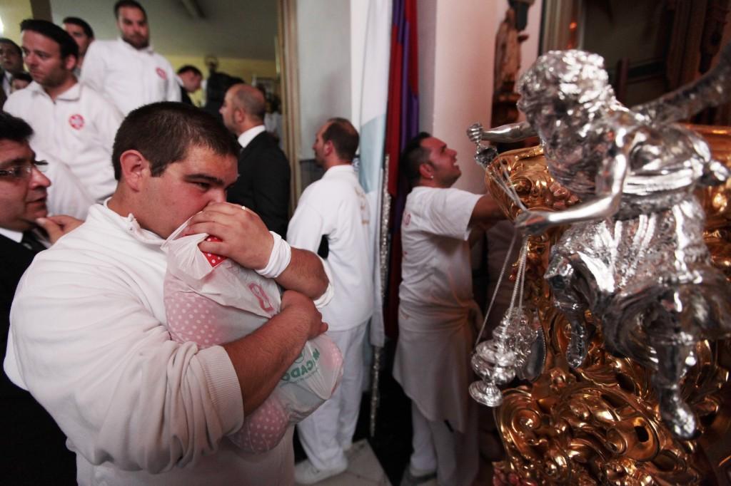 salida procesional 2012