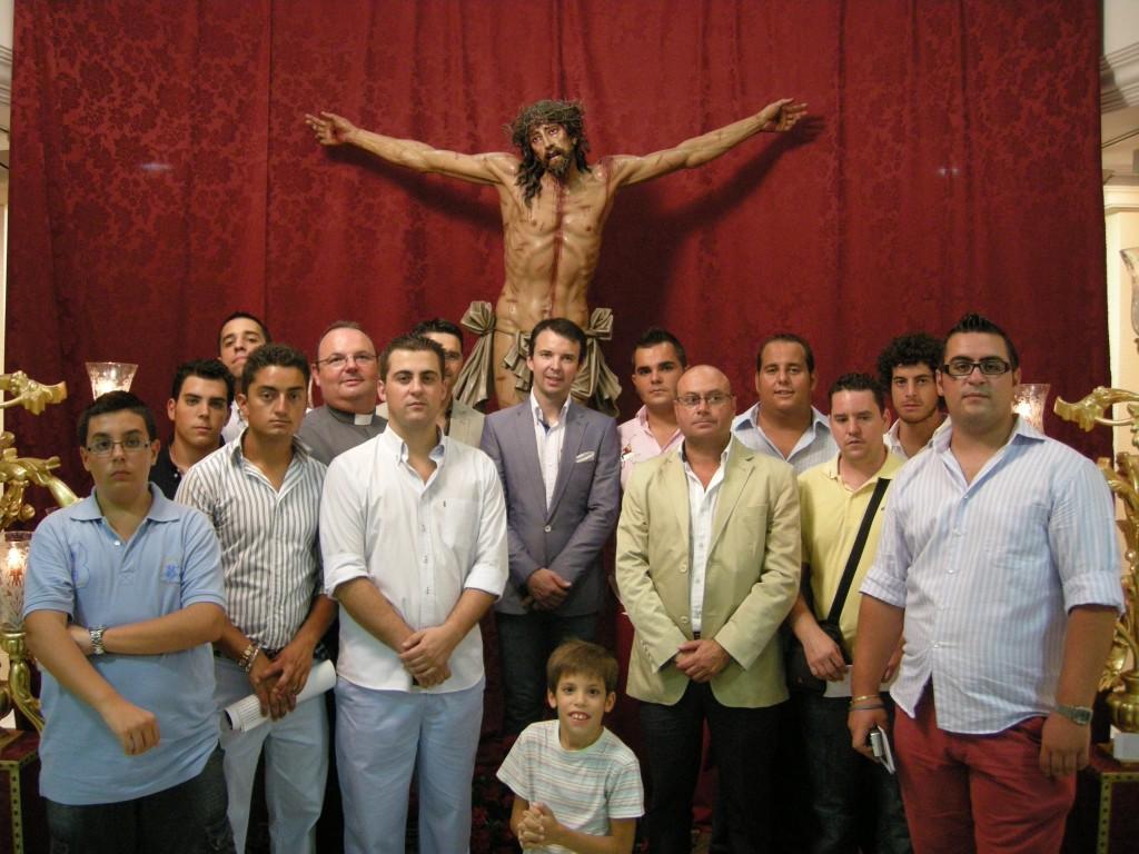 Presentación del Santísimo Cristo de la Sed