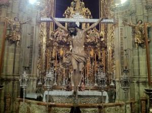 JV - Santo Crucifijo de la Salud
