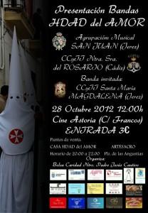 RJ - cartel concierto