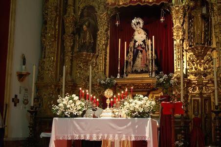 Nueva cita con el Santísimo Sacramento en la iglesia de la Victoria