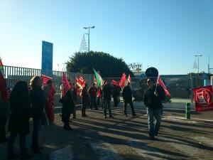 huelga general en Jerez