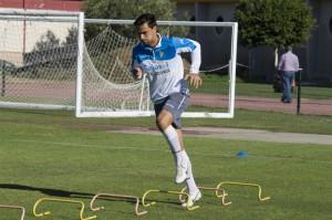 David Prieto IVANCARO_ENTRENAMIENTO-XEREZ