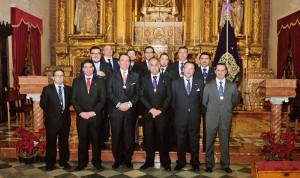 J. Romero - Junta de Gobierno Hermandad de la Buena Muerte