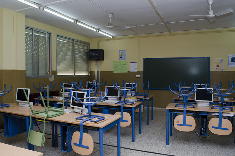 Cinco colegios de Jerez se beneficiarán del Plan de Climatización