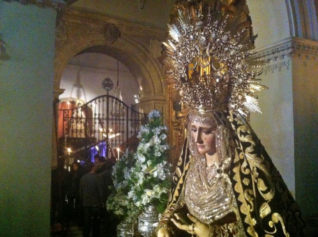 Solemne eucaristía en honor de Nuestra Señora de Guadalupe