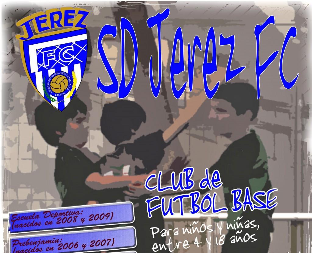 Domingo Javier Alvarado crea la Sociedad Deportiva Jerez FC