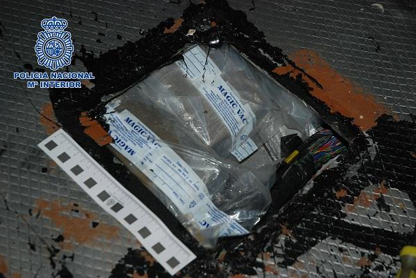 Desmantelados dos puntos de menudeo de droga