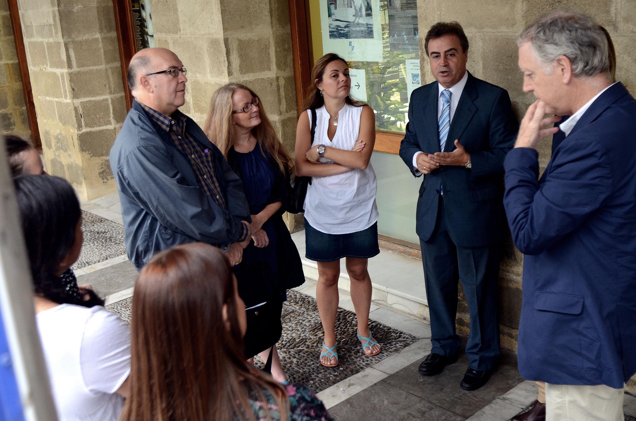 3 octubre 2013 reporteros jerez for Oficina turismo jerez