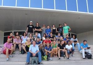 estudiantes y profesores en la UCA (1)