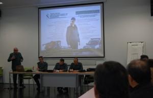 Guardia Civil zona rural Roca