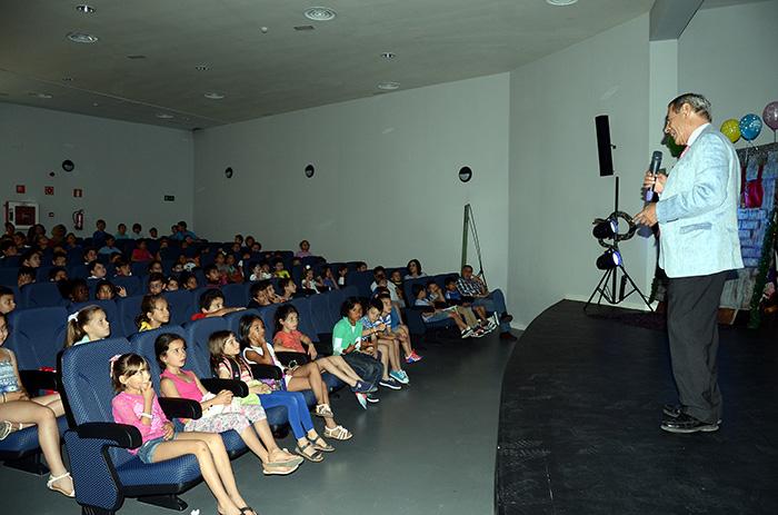 El colegio San Juan de Dios, primer objetivo del programa de animación a la lectura