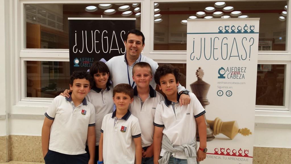 El Altillo School, sexto en el Campeonato de España escolar