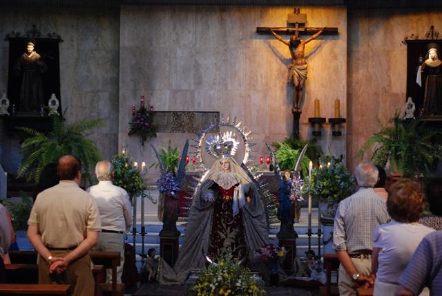 La Mortaja organiza triduo en honor de San Francisco de Asís
