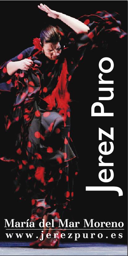La Escuela de Arte Flamenco Jerez Puro de María del Mar Moreno arranca un nuevo curso académico