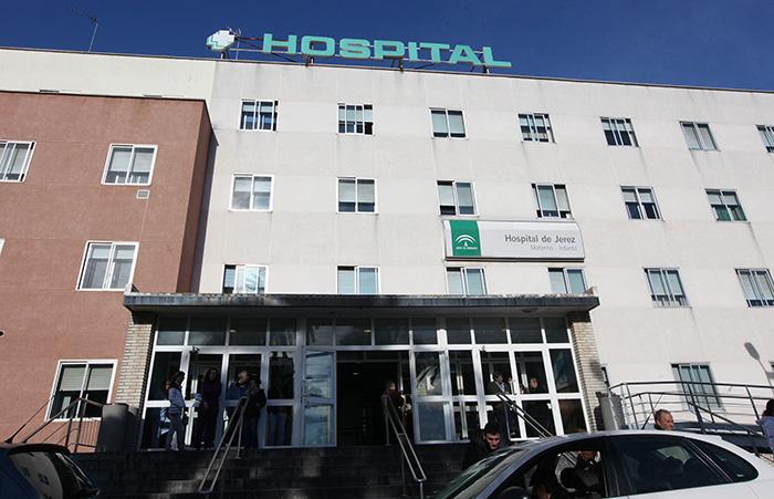 Protestas en el Hospital de Jerez este miércoles por falta de personal
