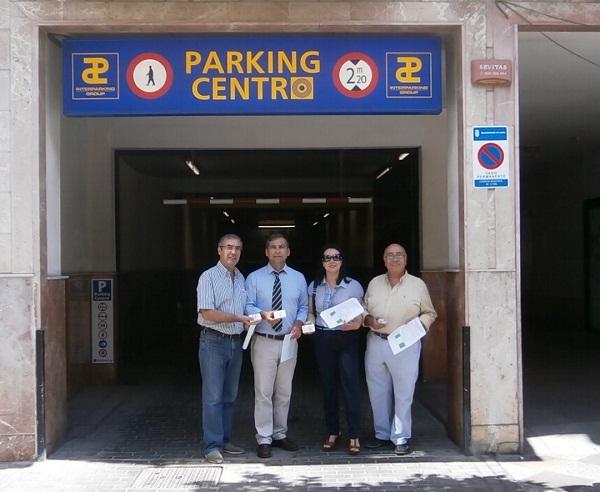 Asunico repartirá hasta el domingo vales de aparcamiento gratuito con motivo de la Semana de la Movilidad