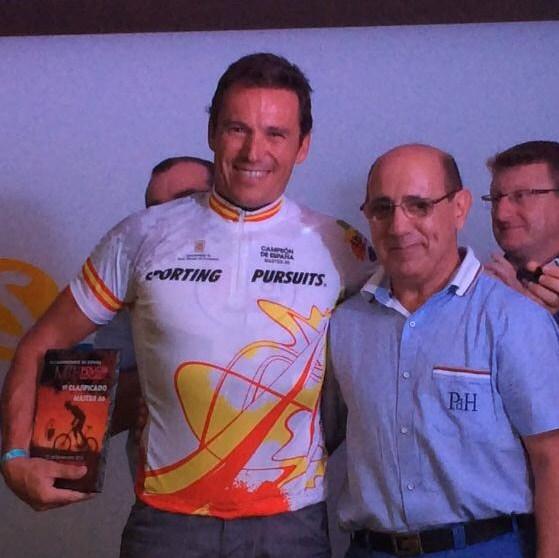 La A.D. Sherrypol logra el tercer puesto por equipos en el Campeonato de España