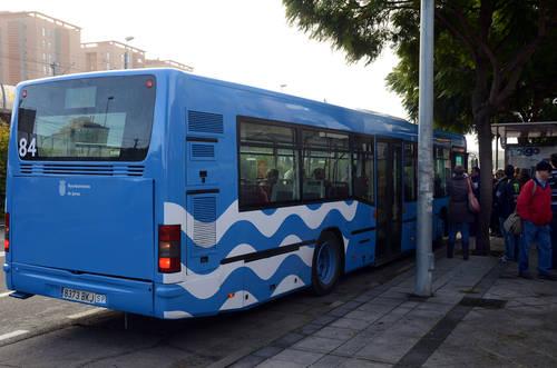 El lunes, autobuses urbanos gratis con motivo de 'El día sin mi coche'