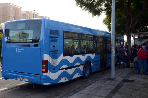 El Ayuntamiento pone en servicio una nueva línea de autobuses: la L-18
