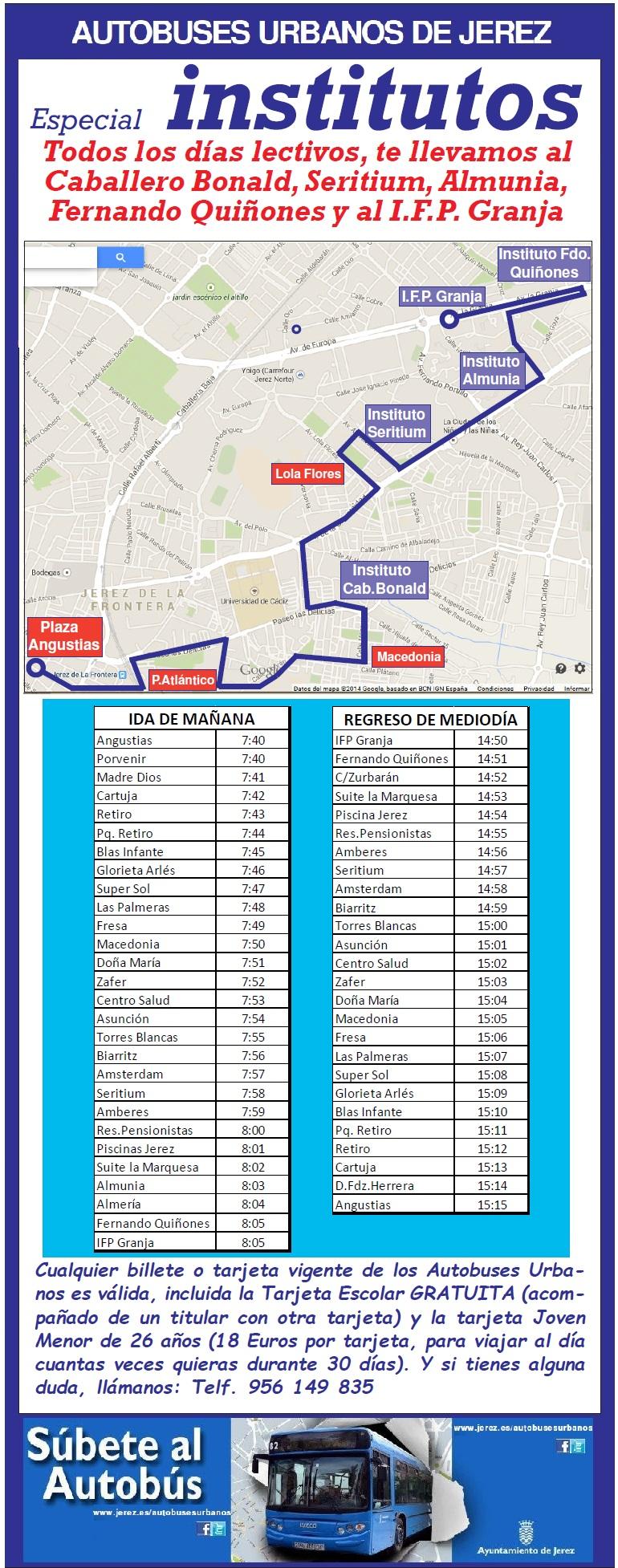 Transporte Reporteros Jerez Part 2