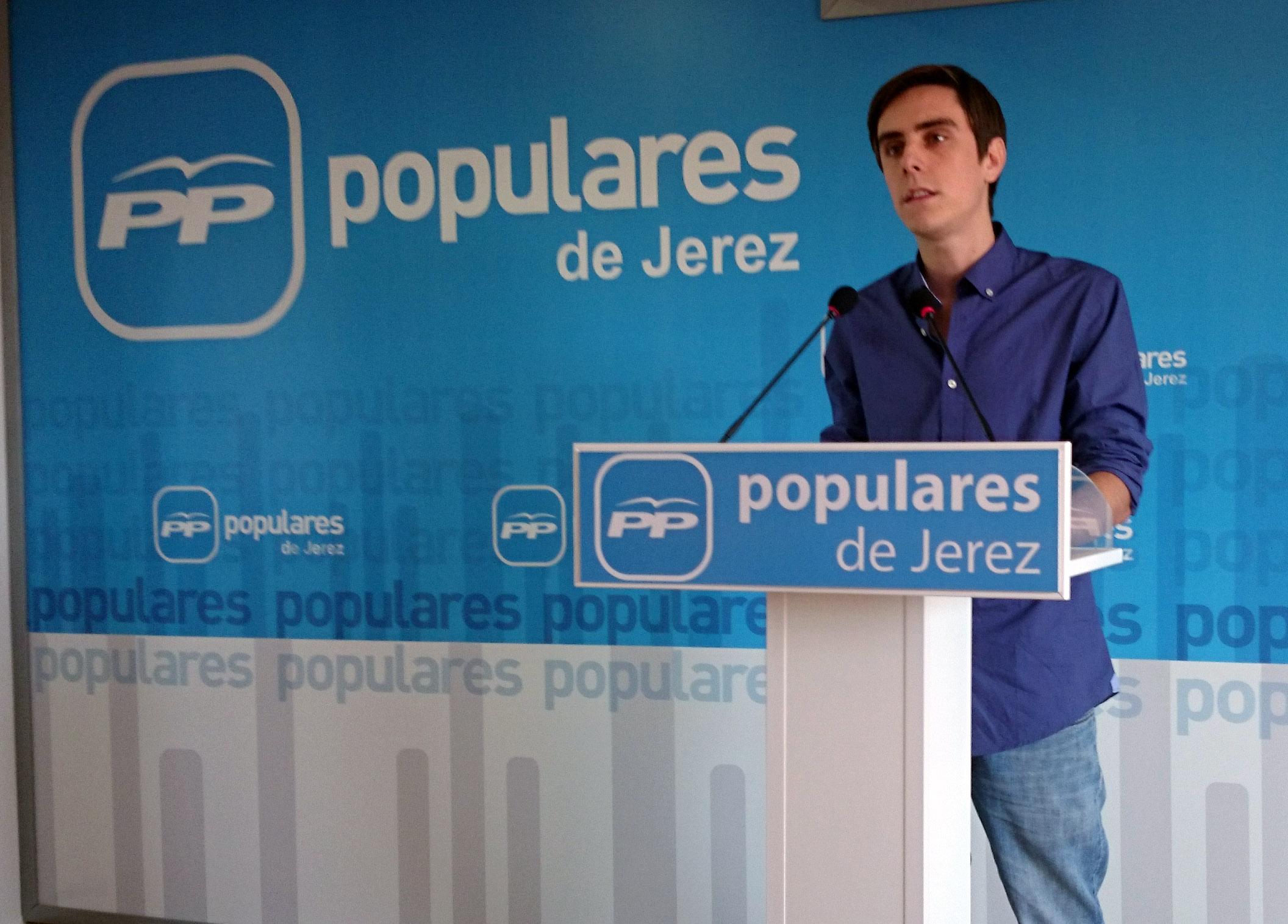 El PP exige que se aumente la oferta de FP en Jerez