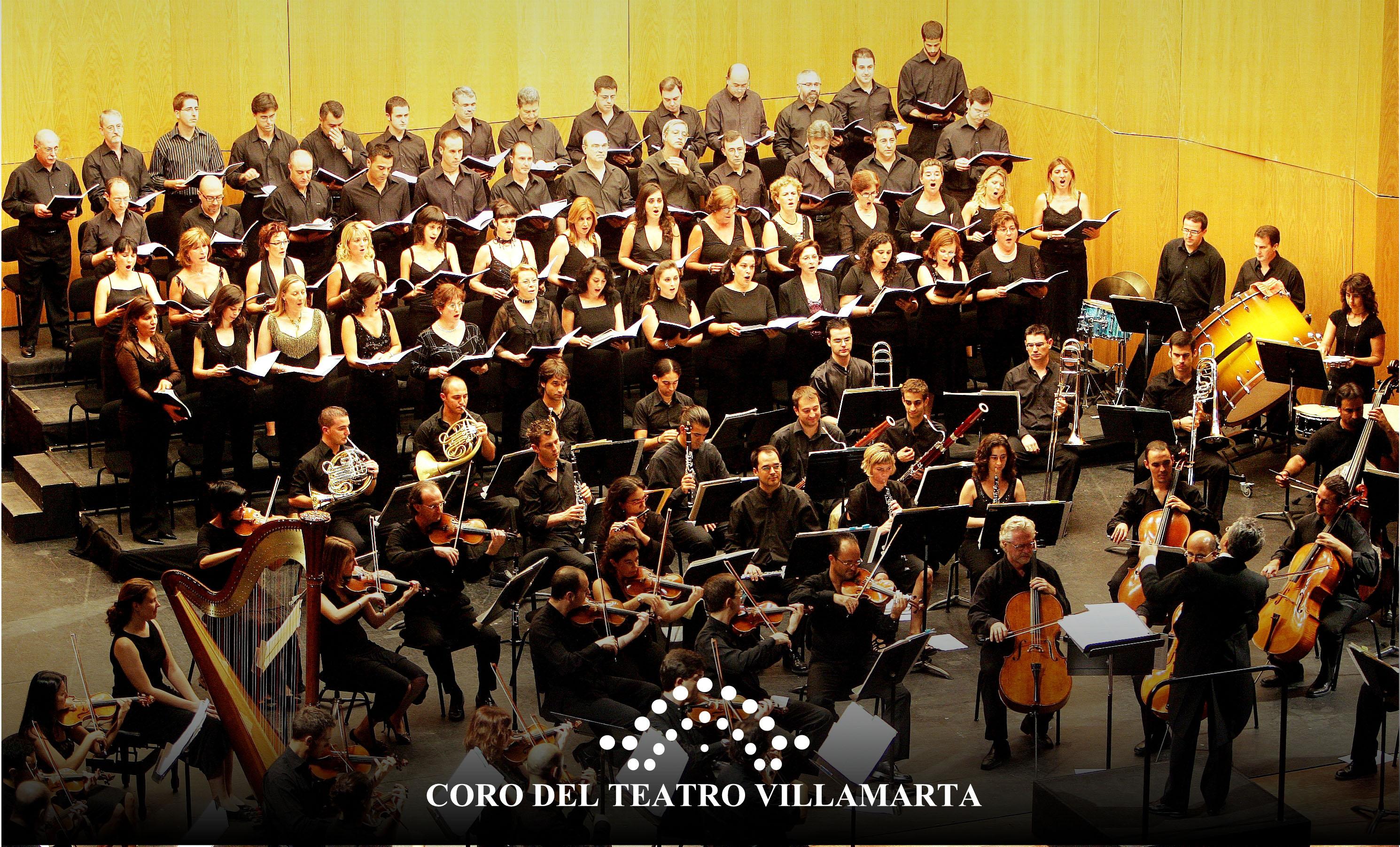 Joan Cabero se estrena en la dirección del Coro del Teatro Villamarta
