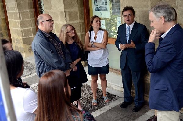 Oficina municipal de turismo reporteros jerez for Oficina turismo jerez