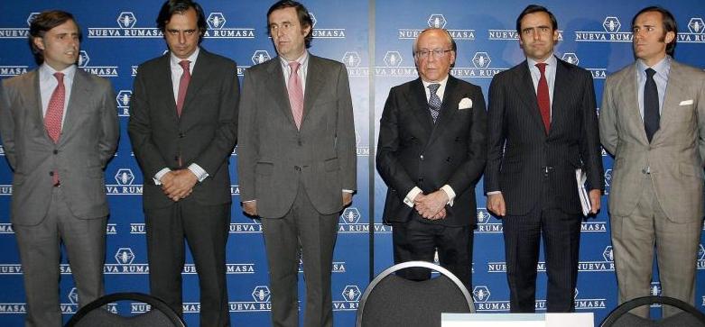 El juez De la Mata abre juicio oral contra seis hijos de Ruiz-Mateos