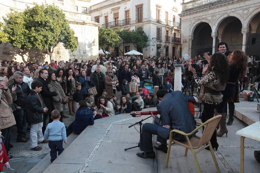 La Junta quiere declarar la Zambomba como Fiesta de Interés Turístico de Andalucía
