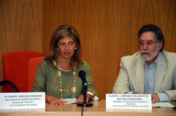 Conferencia inaugural del III Curso de Historia de Jerez a cargo de Sánchez Villanueva