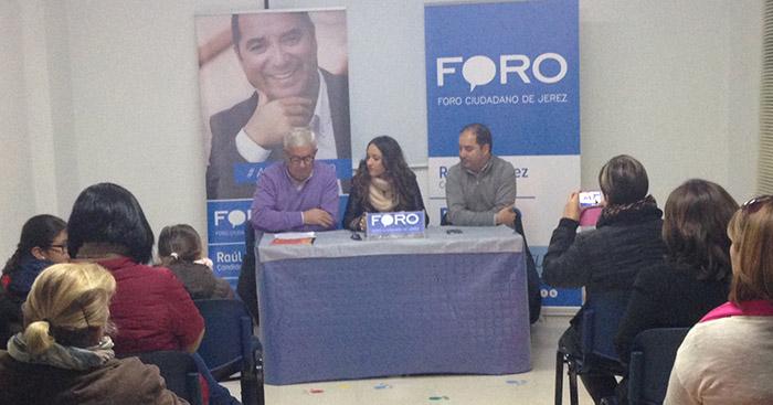 Foro Ciudadano presenta a su candidata para Estella