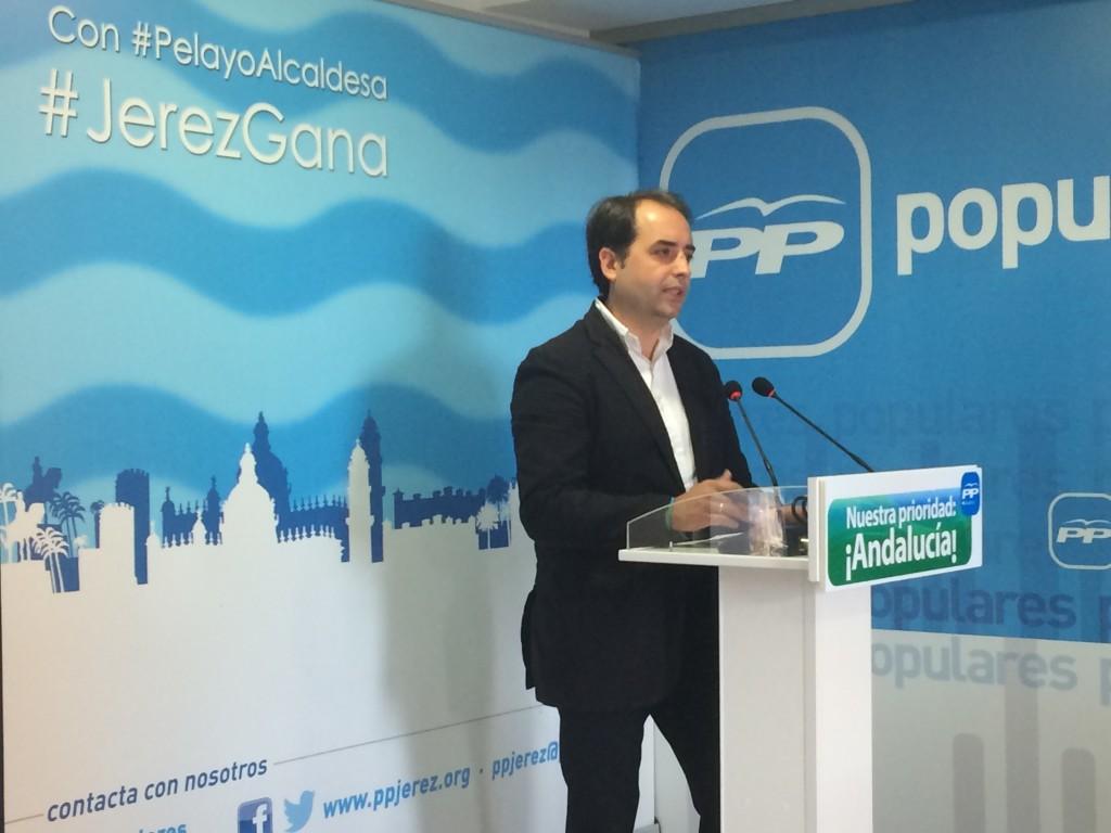 """Saldaña: """"Si los partidos que quieren destruir España han apoyado a un pre-sidente que no eligieron los españoles, es evidente que Pedro Sánchez no es bueno para España"""""""