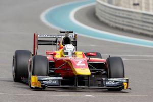 Alexander Rossi, cuarto en la sesión de clasificación de Silverstone