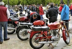 Jerez acoge este domingo la III Concentración de Motos Clásicas