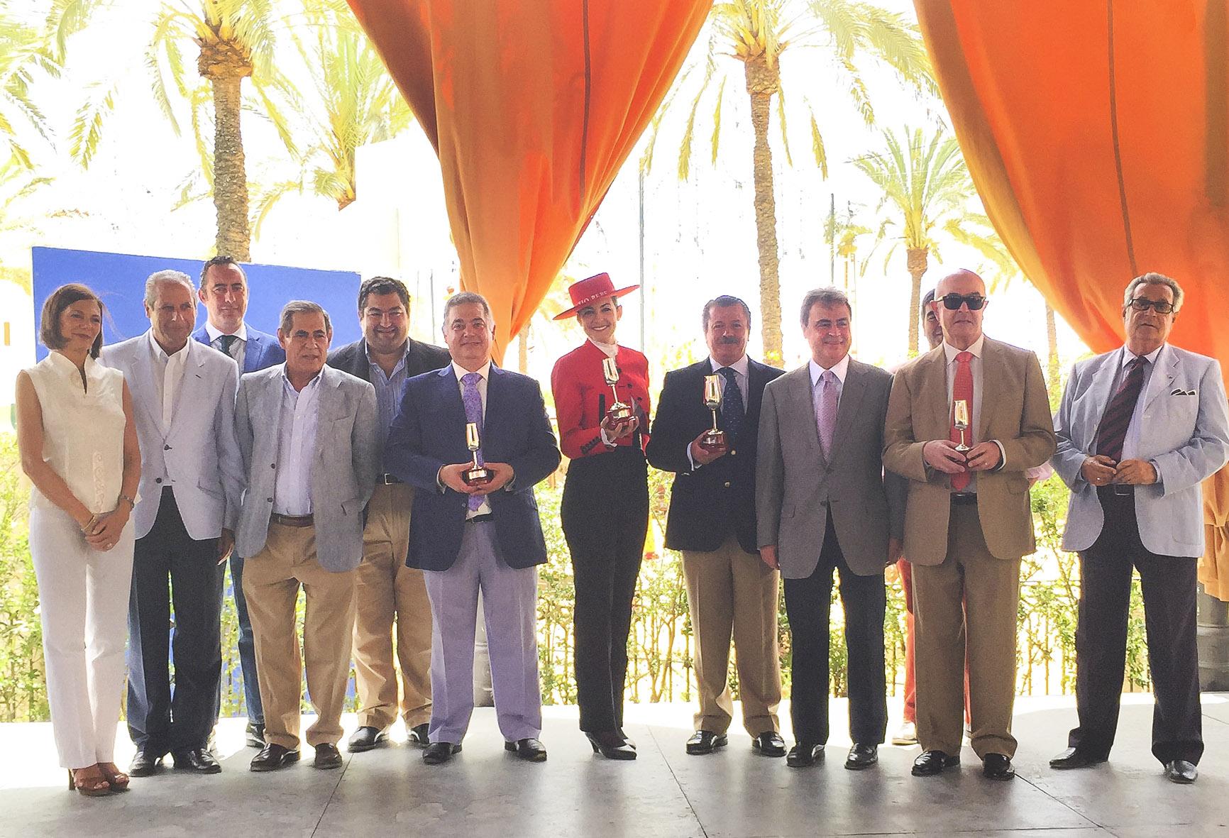 La Vera Cruz gana el Concurso de Casetas