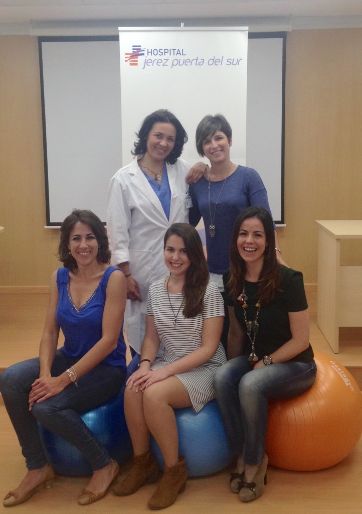 Yoga reflexolog a o moxibusti n para embarazadas de jerez reporteros jerez - Hospital puerta del sur telefono gratuito ...