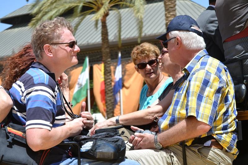 La previsión de ocupación hotelera durante el primer tramo de la Feria supera en un 12% al año anterior