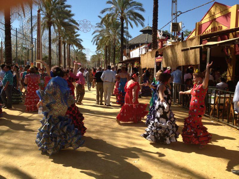 La media de la ocupación hotelera en la Feria aumentó un 11,42% en relación a 2014