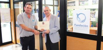 La Fundación, con Marcos Carribero