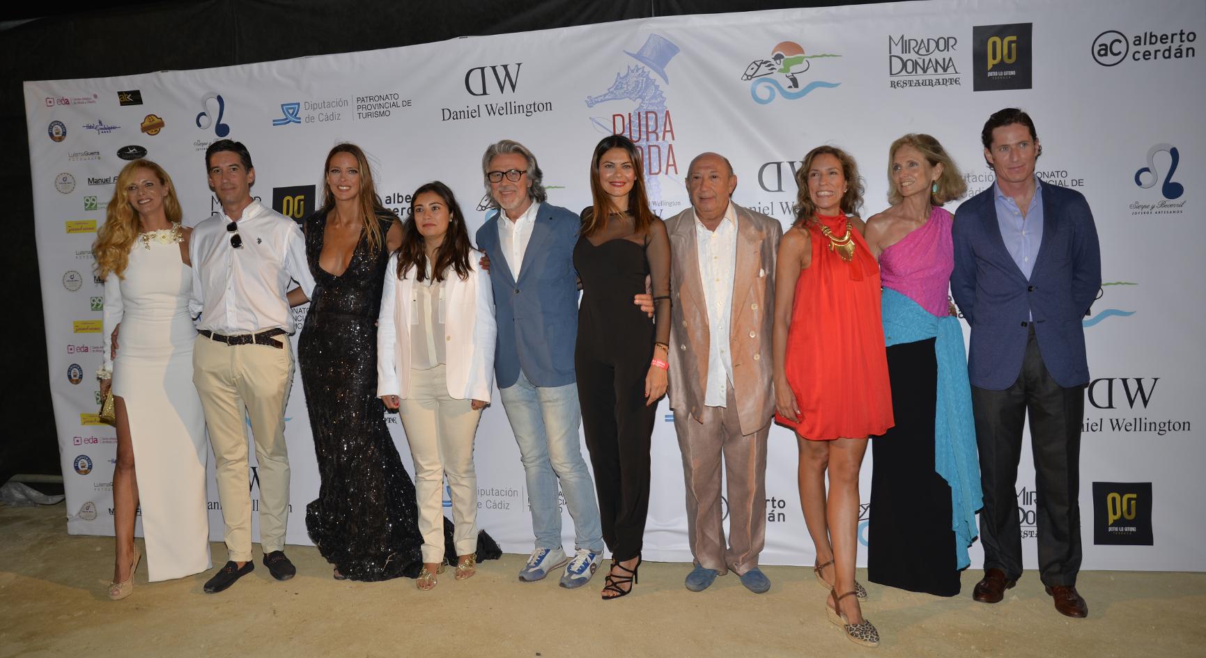 Francis Montesinos, Juana Martín, Pablo y Mayaya y María José Suárez seducen con sus diseños en Pura Moda edición Daniel Wellington