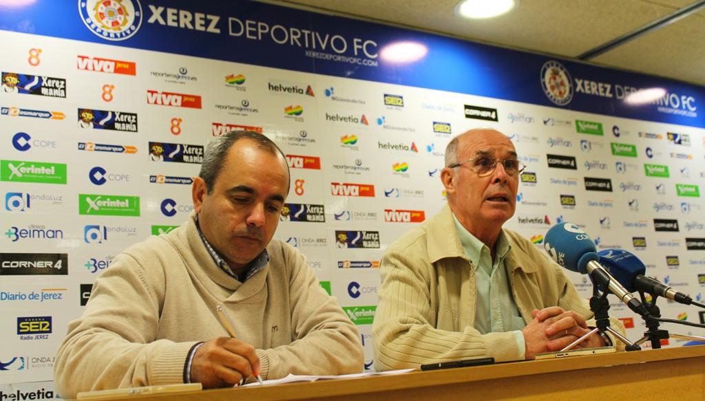 Xerez Deportivo FC-Guadiaro, medio día del club