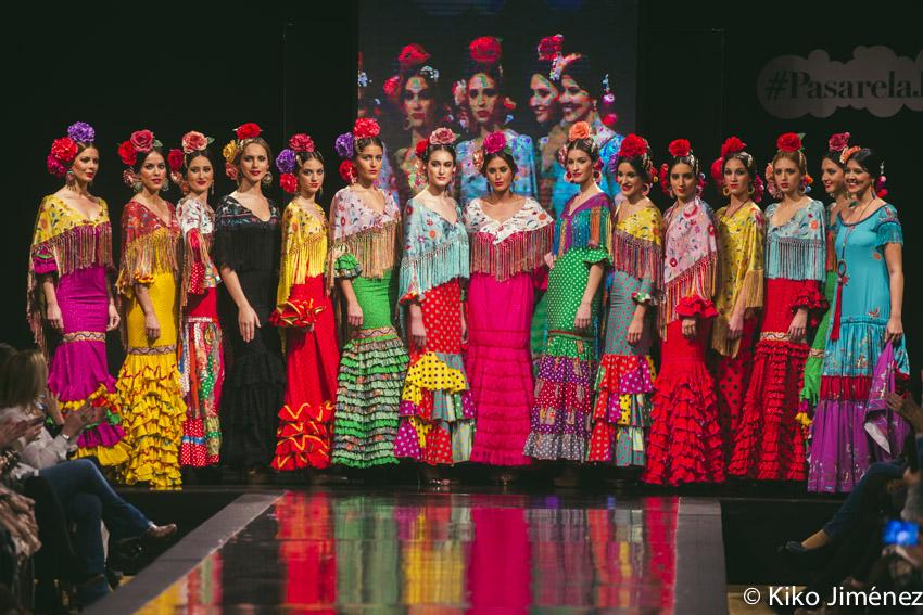 El jueves comienza la X edición de la Pasarela Flamenca Jerez Tío Pepe 2017