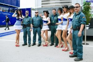 chicas paddock5