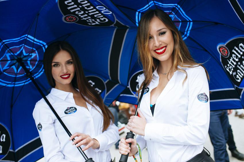 Ganemos Jerez propone acabar con 'las chicas del paddock' en el Circuito