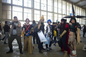 Galerías de fotos: Salón Manga en Jerez