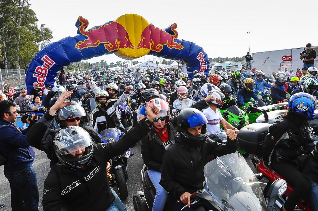 Todo preparado para el inicio del Gran Premio Red Bull de España